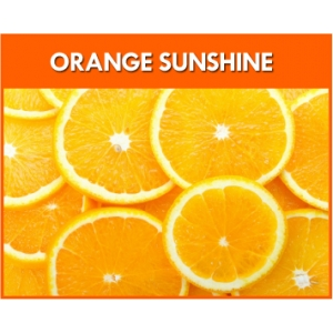 Orange Sunshine Flavour Mix