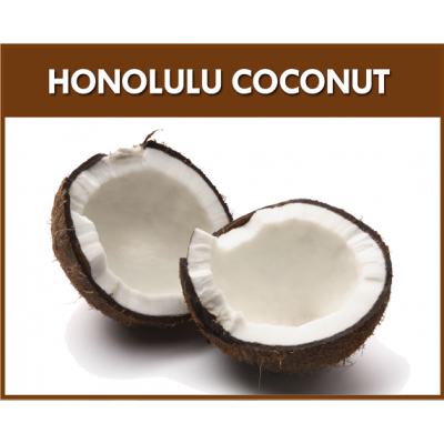 Honolulu Coconut Flavou..