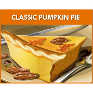 Classic Pumpkin Pie Flavour Mix