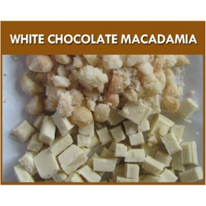 White Chocolate Macadamia Flavour Mix