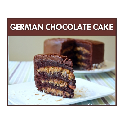 German Chocolate Cake F..