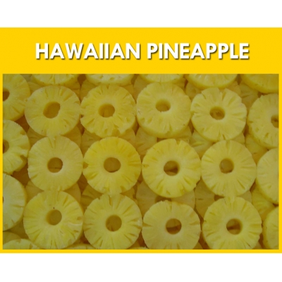 Hawaiian Pineapple Flav..
