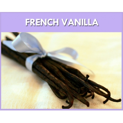 French Vanilla Flavour ..