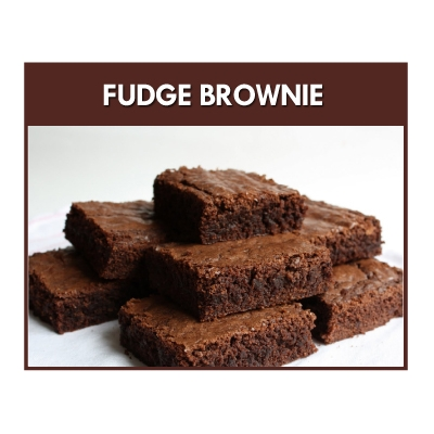 Fudge Brownie Flavour Mix