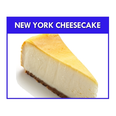 New York Cheesecake Fla..