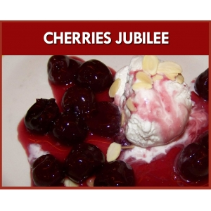 Cherries Jubilee Flavour Mix