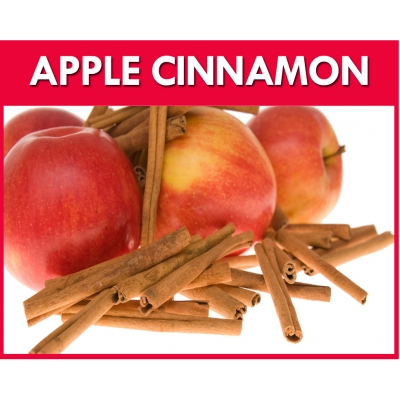 Apple Cinnamon Flavour ..