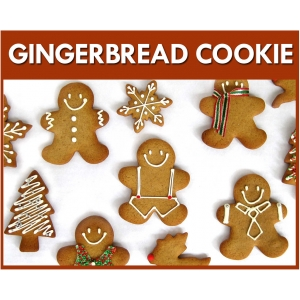 Gingerbread Cookie Flavour Mix