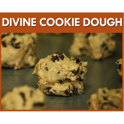 Divine Cookie Dough Fla..