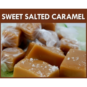 Sweet Salted Caramel Flavour Mix