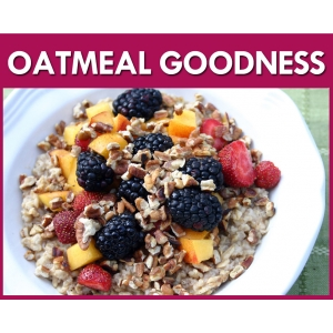 Oatmeal Goodness Flavour Mix