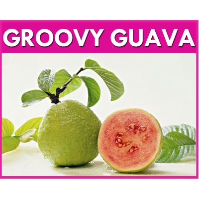 Groovy Guava Flavour Mix