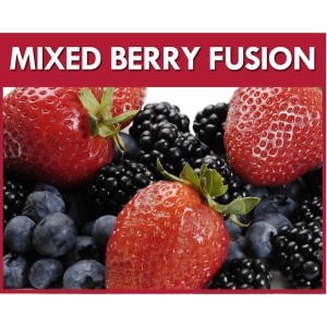 Mixed Berry Fusion Flavour Mix