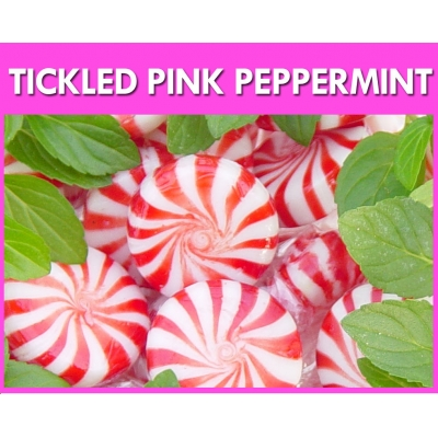 Tickled Pink Peppermint..