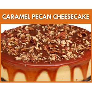 Caramel Pecan Cheesecake Flavour Mix