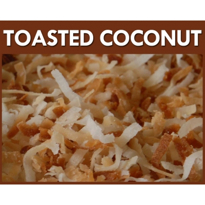 Toasted Coconut Flavour..