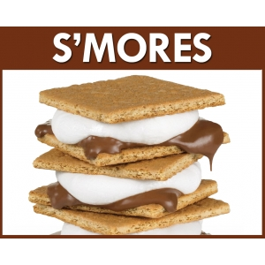 Some More S'mores Flavour Mix