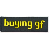 Buying GF Nametape