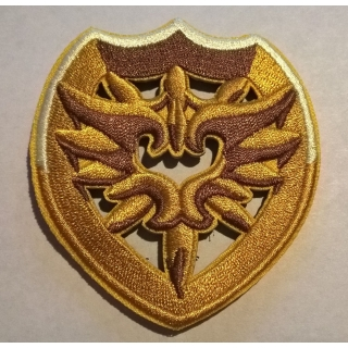 Darkness/Dustiness Crest Patch