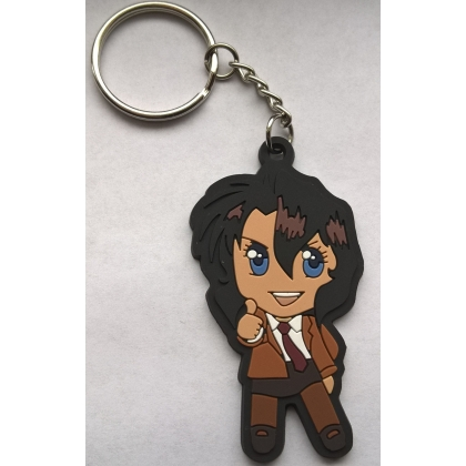 Rally Vincent Keychain