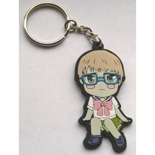 AUG Short Barrel keychain