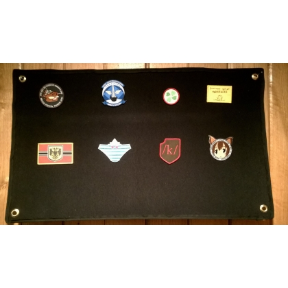 "30""x18"" Velcro Patch Wall/Panel"
