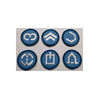 Valkyria Chronicles Class symbol collection