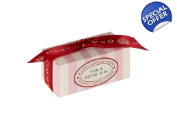 Boxes of Chocolates  Hope and Greenwood Good Girl Dainty Milk Chocolate Box, 40g