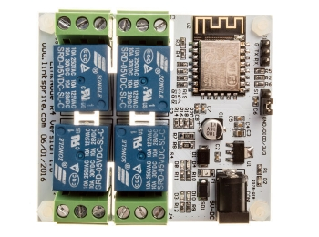 LinkSprite 211201004 Link Node R4 Arduino-Compatible Wi-Fi Relay Controller