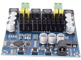 Bluetooth Audio Amplifier 120+120 watt