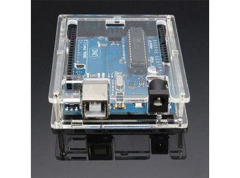 Arduino UNO R3 in box