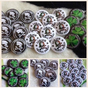 Button Badge Pack