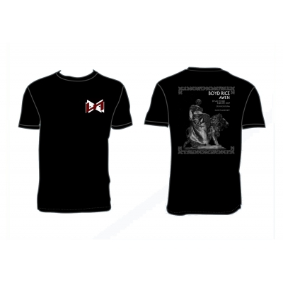 BOYD RICE / AWEN  -  Dyad Tour 2017  -  Tourshirt