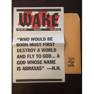 BOYD RICE - Wake Magazi..