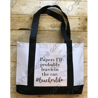 teacherlife Tote Bag