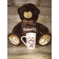 Large Personalized Bear