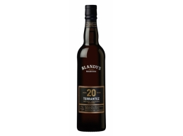 Madeira - Blandy's 20 Year Old Madeira Terrantez, Ind. Gift Box