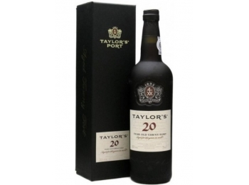 Taylor's 20 Year Old Tawny, in gift box