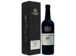 Taylor's 30 Year old Tawny, in a Black Gift Box