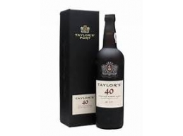 Taylor's 40 Year Old Tawny Port, in a Black Gift Box