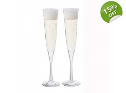 Champagne Celebration Flute Pair