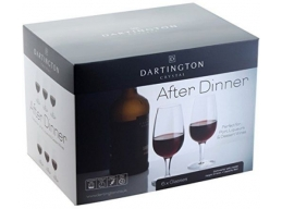 Dartington Crystal After Dinner Port Glasses Set of 6