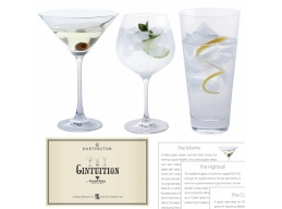 Dartington Crystal Gintuition 3 Piece Set