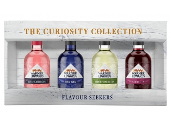 Warner Edwards Curiosity Collection