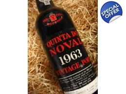 Quinta do Noval 1963 Vintage Port