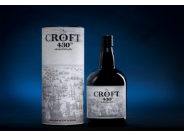 Croft 430th Anniversary Ruby port