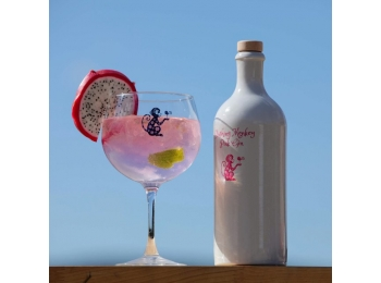 Blushing Monkey Pink Gin
