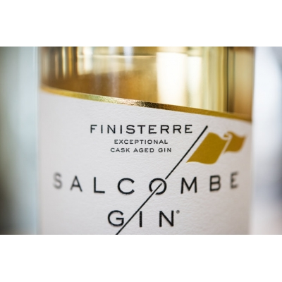 Salcombe Gin - Finisterre Cask Aged Gin