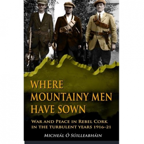 Where Mountainy Men Have Sown: War and Peace in Rebel Cork in the Turbulent Years 1916-21 by Michael O Suilleabhain