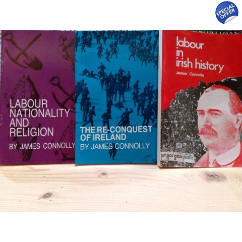 Works of Connolly Bundle